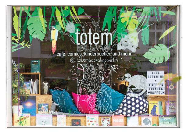 Totem Bookshop Berlin