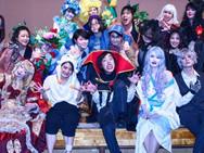 魔女村の森より「永遠の幸せ」作曲デビューの天野雅星は村人役で出演してたよっていうめっちゃレア情報。