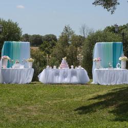 The Wedding corner