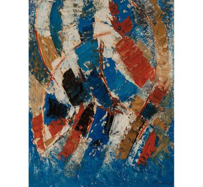 Jacques Germain (1915-2001) _Composition