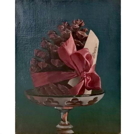 Pierre Roy (1880-1950) L'offrande huile