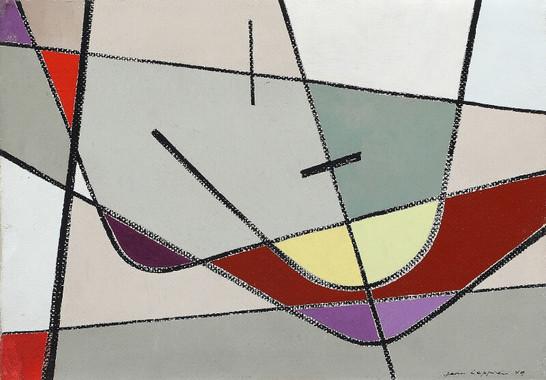 Jean Leppien (1910-1991) %22Composition