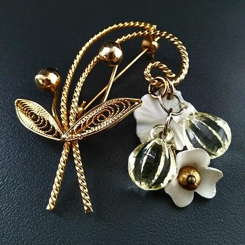 #290 Broche [Joli Bouquet]