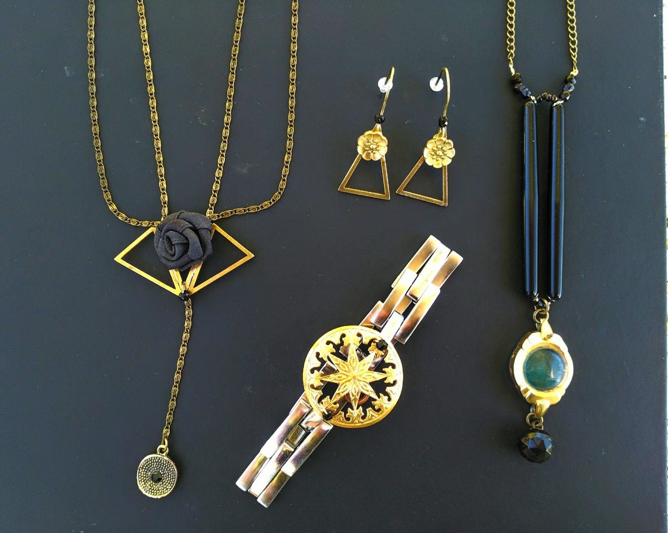 Mia Cara vintage, bijoux singuliers