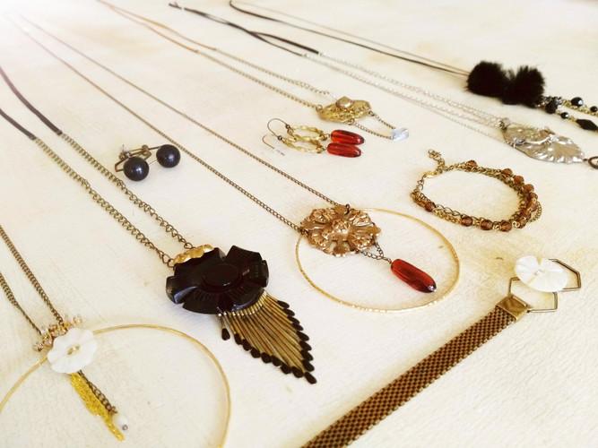 Mia Cara Vintage bijoux singuliers
