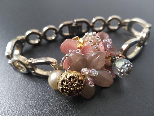 #265  Bracelet [Rose poudré]