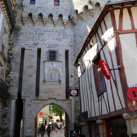 La Rentrée - Summer visit to Vannes-Brittany