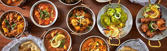 Tandooriretter (Indisk grillretter)