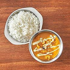 31. Chicken Korma
