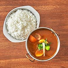 46. Hot Lamb Curry