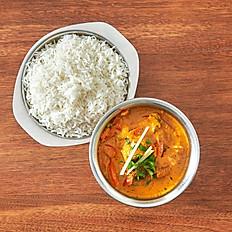 36. Chicken Tikka Masala