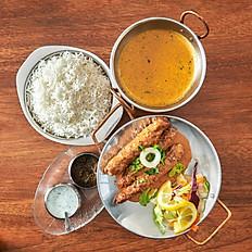 15. Seekh Kebab