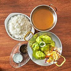 17. Garlic Chicken Tikka