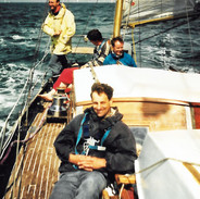 Adrian Halstead and Tim Webster