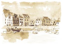 Port de Plaisance,Concarneau