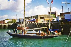 Marabu 60th Quay