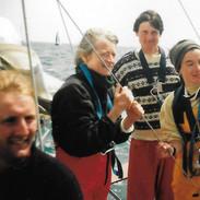 Philippa, James and Margaret