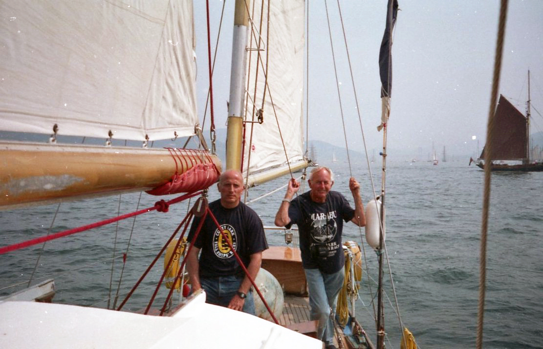 Marabu sailing