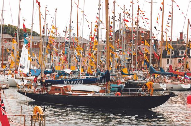 Marabu in Weymouth