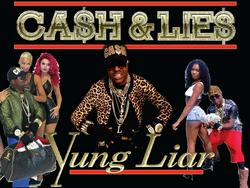 Cash & Lies sizzle art