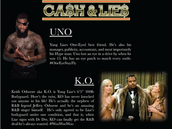 Cash & Lies - Uno & KO
