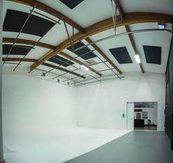 STAGE 2, STUDIO A (CYC WALL)