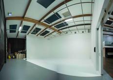 STAGE 1, STUDIO A (CYC WALL)