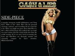 Cash & Lies - SidePiece