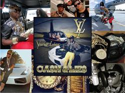 Cash & Lies Album Cover