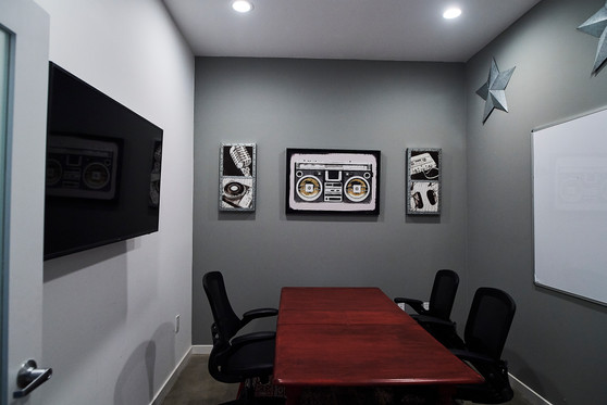 STAGE 2, PRODUCTION OFFICE #1