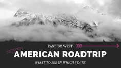 American Road Trip: Michigan to Montana