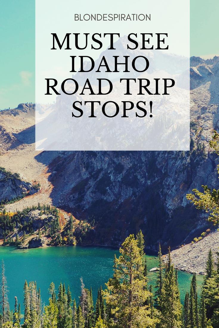 Road Trip Stops in Idaho