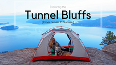 Exploring the Tunnel Bluffs