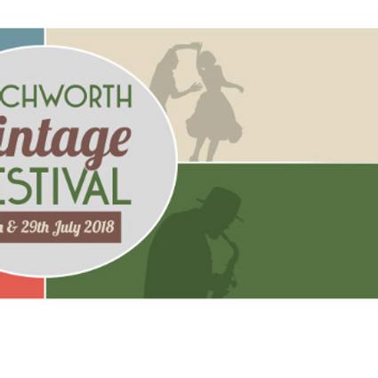 POSTPONED TILL FURTHER NOTICE Letchworth Vintage Festival