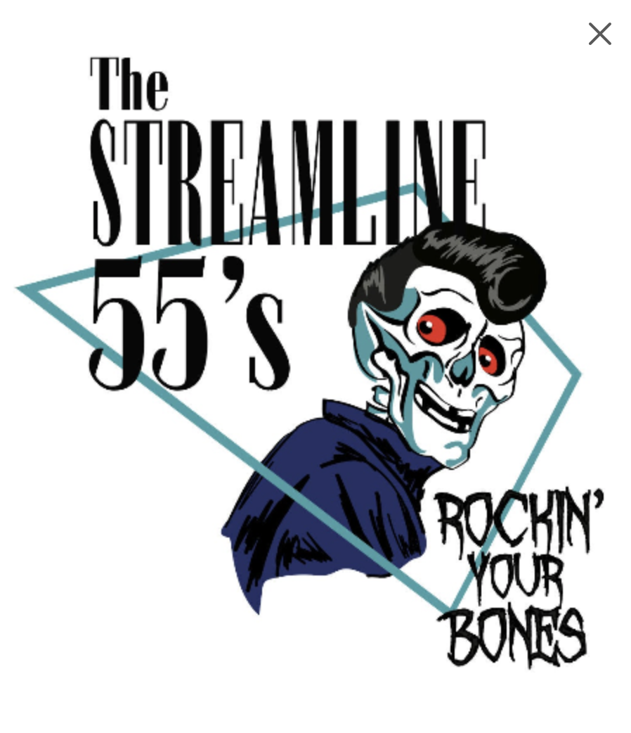 Streamline 55s Rockin' your bones