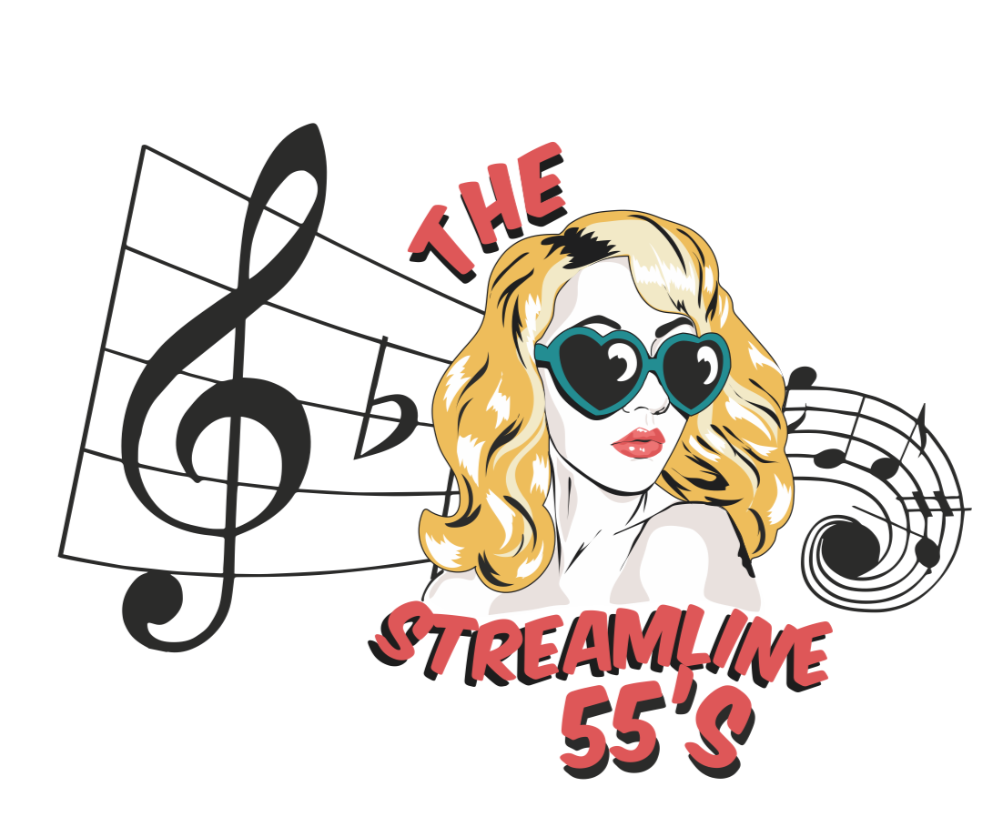 Streamline 55s blonde babe