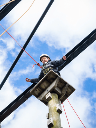 High Ropes Activity