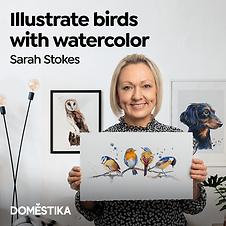 Watercolour Domestika advert (1).png