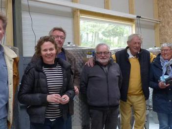 Guerlédan. La brasserie accueille ses premiers visiteurs