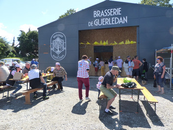 Brasserie de Guerlédan : une « étape » pour les passionnés