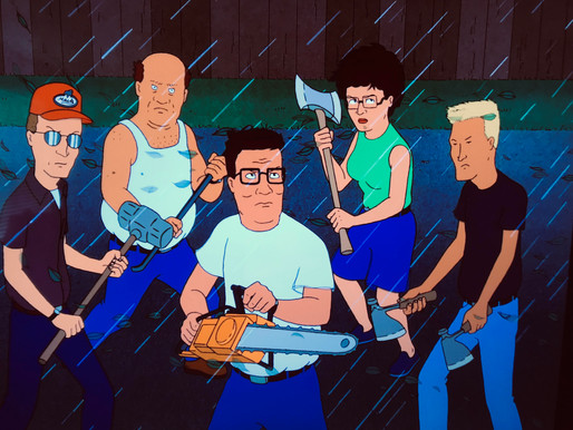 """FINALLY: """"King of the Hill is just Texas anime,"""" Mike Judge admits"""