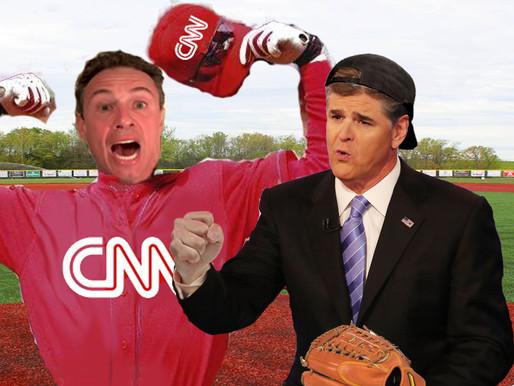 CNN Softball Team Protests 0-0 Loss to FOX NEWS