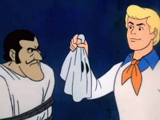 Fred of Mystery Inc. under fire for removing people's masks