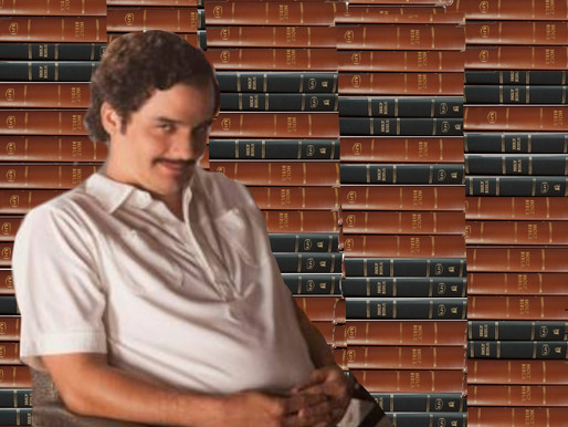 """Missionary won't admit he learned Spanish by watching """"Narcos"""""""