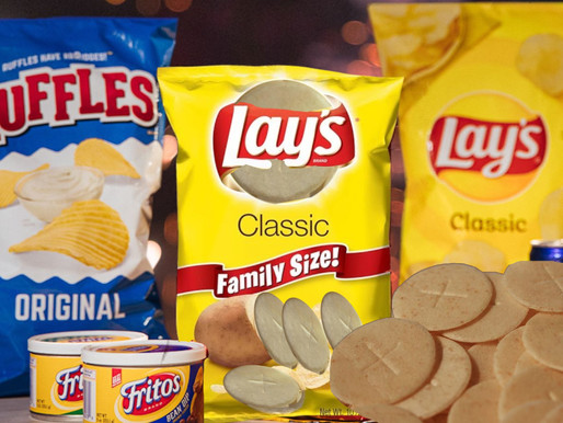 Frito-Lay releases new chip flavor: communion wafer