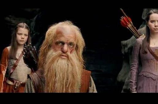 Narnian Dwarf, Trumpkin, changes twitter handle to disassociate from Trump