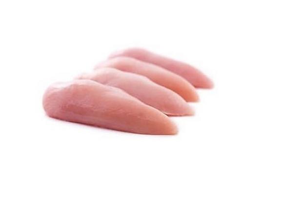 Kuracie rezne chladené balené - vážené cca 1,5 kg