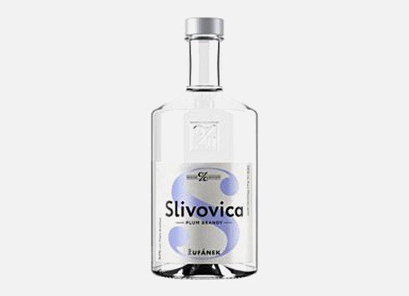 Žufánek Slivovica 50% 0,5l