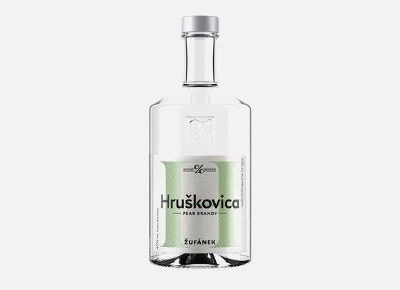 Žufánek Hruškovica 45% 0,5l