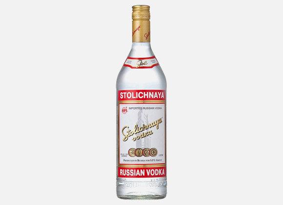 Stolichnaya Russian vodka 40% 700ml